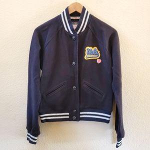 5th & Ocean With PINK Wool UCLA Alumni Jacket